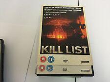 Kill List  DVD Neil Maskell, MyAnna Buring, Harry Simpson, Michael Smiley, Emma