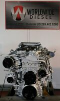 2006 Isuzu 4HK1TC Diesel Engine. 190HP. Approx. 216K Miles.  All Complete
