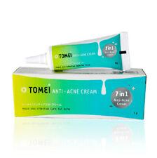 5g acne cream Tomei Anti-Acne Cream Reduce Oil & Clogging Pores & Scars 7 in 1