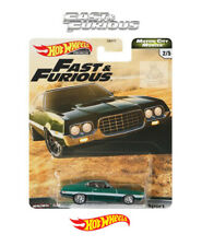 Hot Wheels Premium Fast & Furious Motor City Muscle 72 Ford Gran Torino Sport