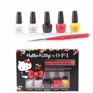 OPI Hello Kitty Mini Set With bonus Art Tool