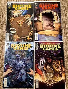 Bedtime Games #1-4 Complete Series Dark Horse Comics VF-NM