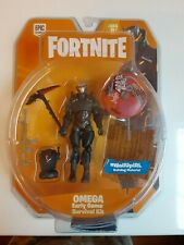Fortnite Omega Early Game Survival Kit Action Figure WallUpIRL Building Material
