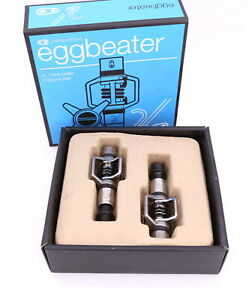 Crankbrothers Eggbeater 2 Clipless Mountain Bike / Cyclocross Pedals