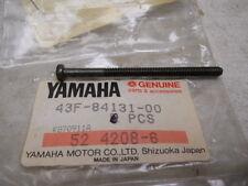 Yamaha NOS DT50. RZ350, TW200, Rim Adjuster Screw, # 43F-84131-00-00   S-127
