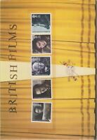 GB 1995 British Films Souvenier Book SG1298/1302 J3395