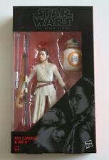 Star Wars Black Series - Rey (Jakku) & BB-8 - Hasbro 2015