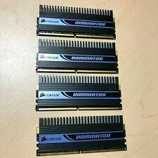 5GB (3x1GB) (1x2GB) Corsair Dominator DDR2 RAM PC2-8500 1066MHz CM2X2048-8500C5D