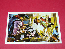 N°140 VIOLENCE CHERCHEURS CONQUETE OUEST WILLIAMS 1972 PANINI FAR WEST WESTERN