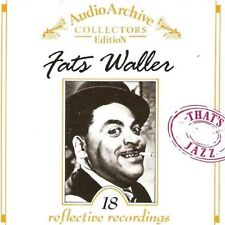 Fats Waller-Audio Archive Collectors Edition 18 Reflective Recordings CD