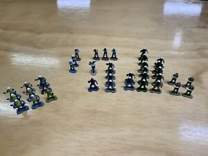 Micro Machines Aircraft Carrier Submarine Navy Figures