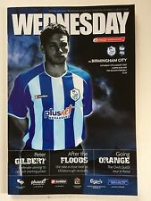 Sheffield Wednesday v Birmingham City 2007-08 (pre-season friendly)