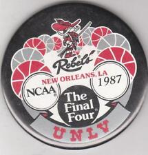 1987 Vintage UNLV Rebels basketball NCAA Final Four Pinback
