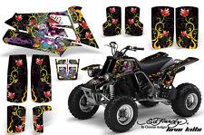 Yamaha Banshee 350 AMR Racing Graphics Sticker Kits 87-05 Quad ATV Decals EDH LK