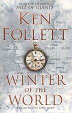 Winter of the World (Century of Giants Trilogy) By Ken Follett. 9780230710108