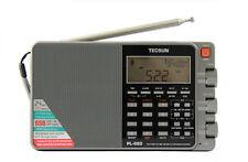 TECSUN Pl-880 Special Edition Deluxe Set Black Matte PL880 White Icr100