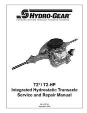 Transaxle T2-ABBE-5X1A-1XX1/618-04925/618-04925A HYDRO GEAR OEM TRANSMISSION