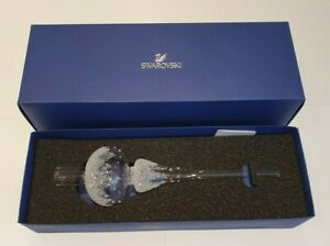 SWAROVSKI Crystal Glass & White Crystal Christmas Tree Topper 5301303