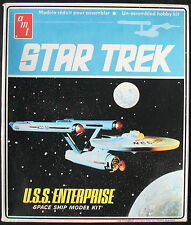 Amt S951 - STAR TREK U.S.S. ENTERPRISE - Raumschiff Modellbausatz Space Ship Kit