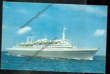 S.S. Rotterdam, Holland-America Line (not mailed post card(SH#1)#5  *7