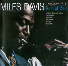 Miles Davis ‎– Kind Of Blue CD