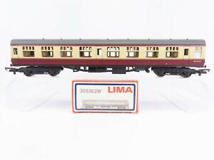 OO Scale Lima 305363W European Midland Region Corridor Coach Passenger #M24437