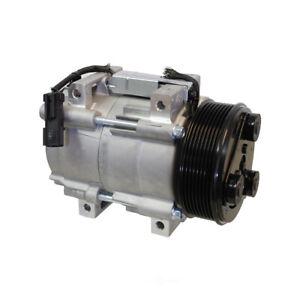A/C  Compressor And Clutch- New   DENSO   471-6046