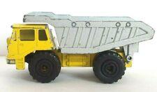 1985 Majorette Benne Carriere Die-Cast Dump Truck 1:100 Made in France (#274)