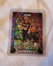 2017 Prizm Damian Lillard Fast Break Purple /75