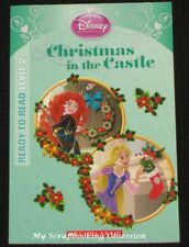 "Children's Book ""Christmas In A Castle"" (Disney Princess) A Posner-Sanchez Lvl 2"