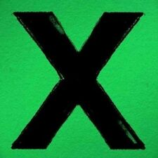 Ed Sheeran X CD 12 Track Still European Asylum 2014