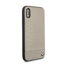 Bmw funda protectora de Teléfono Móvil logo Imprint cuero cubierta dura Apple