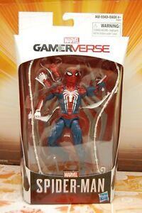 """Marvel Legends 6"""" scale figure Gamerverse Spider-Man Gamestop Exclusive NEW"""