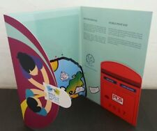 Malaysia World Post Day PostCrossing 2017 Postbox Letter Mail (folder) *Limited