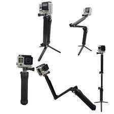 Perche Pole Pliable Action GoPro Caméra Selfie Stick et Trépied / Poignée Grip