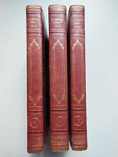 LA BIBLE, ANCIEN TESTAMENT, DE SACY 1834-1835