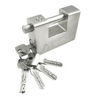 Heavy Duty Security Padlock Chain Lock 94mm Container Container Garage Warehouse