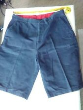 mens Stubbies 72 Navy Blue shorts, Size 92, 100% Cotton