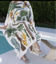 silk kaftan boho dress