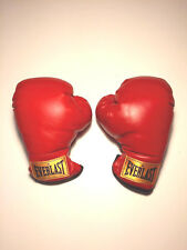 Everlast Youth  Boxing Gloves for Training - Sparring, Red, Slip-on style