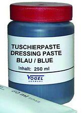 262632  Tuschierpaste blau 250 ml   VOGEL-GERMANY