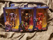 NECA Defenders Of The Earth SERIES 1 The Phantom Flash Gordon Ming Merciless NEW