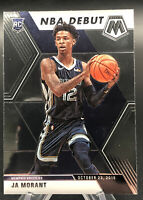 Ja Morant 19-20 Mosaic NBA Debut #274 Rookie RC