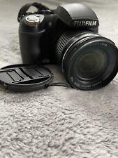 Fujifilm FinePix HS10 Digital Camera Black Very Good Used