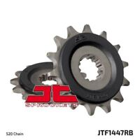 JT Rubber Cushioned Front Drive Motorcycle Sprocket JTF1447RB 14 Teeth