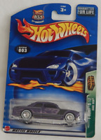 Hot Wheels Treasure Hunts 2003-003 Shoe Box '49 Ford White Line Real Riders