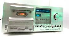 PIONEER CT-F900 3 Head Stereo Tape Deck Vintage 1978 Hi End Refurbished Like New