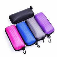Zipper Sunglasses Hard SHELL Eye Glasses Case ProtectION