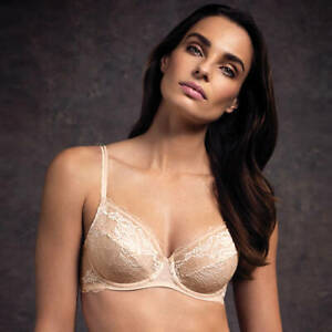 WACOAL LACE PERFECTION EMBOITANT A ARMATURES WE135002 CAFE CREME