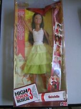 High School Musical 3 Doll Gabriella Mattel